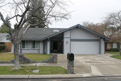 Fresno Single Family Home For Sale: 5367 N El Sol Avenue