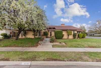 Fresno Single Family Home For Sale: 414 W Escalon Avenue