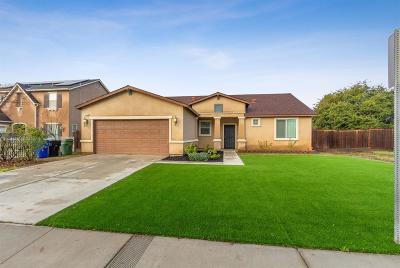 Dinuba Single Family Home For Sale: 1005 N Euclid Avenue