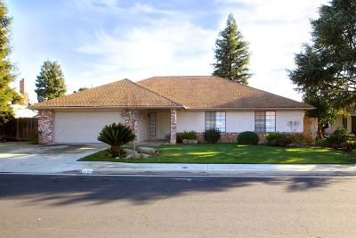 Clovis Single Family Home For Sale: 2584 Lincoln Avenue