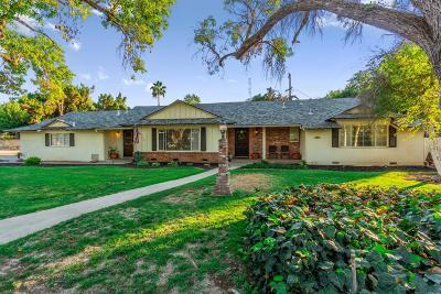 Single Family Home For Sale: 361 W San Ramon Avenue