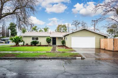 Fresno Single Family Home For Sale: 3503 N Meridian Avenue