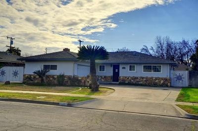 Fresno Single Family Home For Sale: 3356 E Pontiac