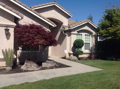 Madera Single Family Home For Sale: 868 Royal Drive