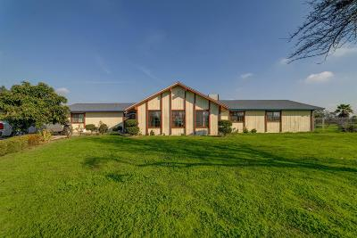 Madera Single Family Home For Sale: 21779 Road 28 1/2