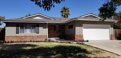Fresno Single Family Home For Sale: 1614 E Magill Avenue