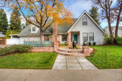 Fresno Single Family Home For Sale: 578 E Everglade Avenue
