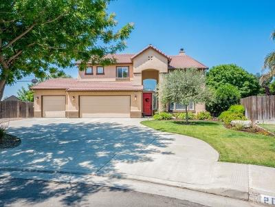 Hanford Single Family Home For Sale: 2095 Saratoga Place