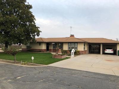 Fresno Single Family Home For Sale: 8352 S Cherry