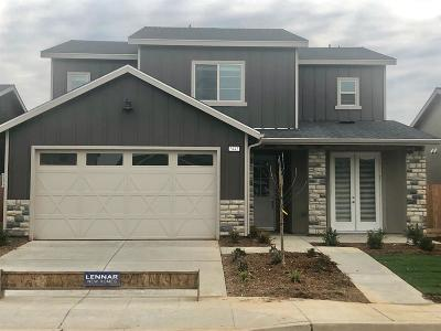 Fresno Single Family Home For Sale: 5443 W Huffman #888