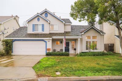 Fresno Single Family Home For Sale: 7906 N Meridian Avenue