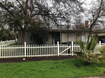 Fresno Single Family Home For Sale: 4741 E Lowe Avenue