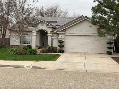 Fresno Single Family Home For Sale: 2346 E Desert Island Drive