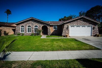 Fresno Single Family Home For Sale: 5306 N Carlsbad Avenue