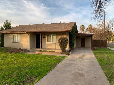 Fresno Single Family Home For Sale: 904 W Andrews Avenue