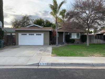 Clovis Single Family Home For Sale: 3146 Paula Drive