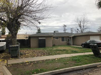 Fresno Single Family Home For Sale: 2409 E Norwich Avenue