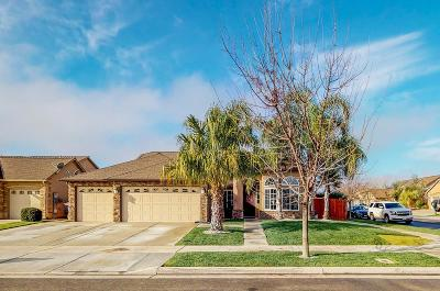 kingsburg Single Family Home For Sale: 2875 24th Court