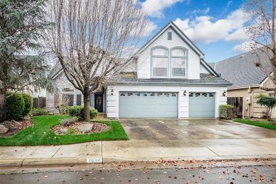 Clovis Single Family Home For Sale: 2644 Rialto Avenue