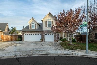 Fresno Single Family Home For Sale: 6887 E Cortland Avenue