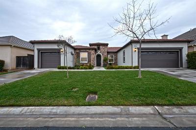 Clovis Single Family Home For Sale: 4215 N Montego Lane