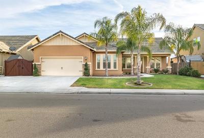 Clovis Single Family Home For Sale: 3256 Ashcroft Avenue