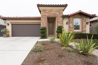 Fresno Single Family Home For Sale: 5519 N Lucy Ruiz Avenue
