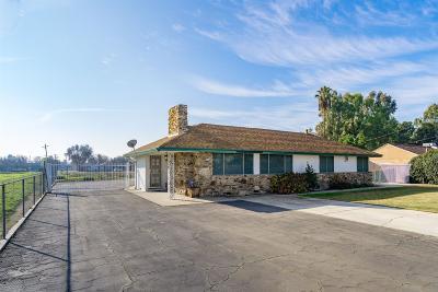 Fresno Single Family Home For Sale: 4746 E Florence Avenue