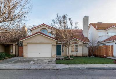 Fresno Single Family Home For Sale: 1591 E Eclipse Avenue