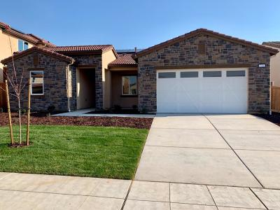 Madera Single Family Home For Sale: 729 Blossom Way S