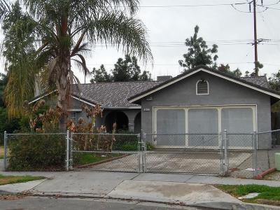 Fresno Single Family Home For Sale: 5014 E Tower Avenue