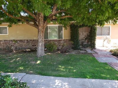 Fresno Single Family Home For Sale: 6346 N 9th Street