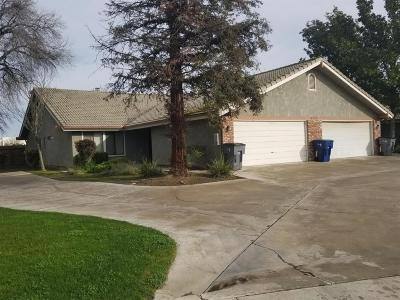 Fresno Multi Family Home For Sale: 5245 E Lyell