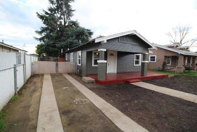 Fresno Single Family Home For Sale: 3840 E Mono Street