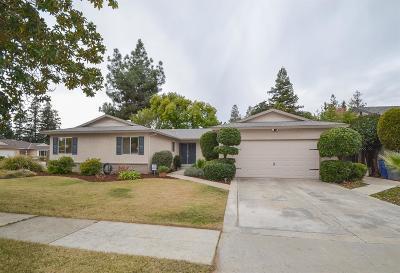 Fresno Single Family Home For Sale: 5611 N Feland Avenue