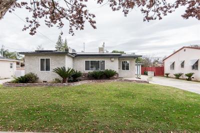 Fresno Single Family Home For Sale: 3145 E Lansing Way