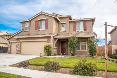 Tulare Single Family Home For Sale: 556 Hampton Street