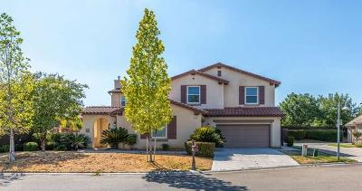Clovis Single Family Home For Sale: 4163 N Newport Bay