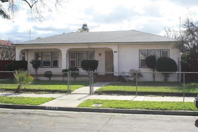 Fresno Single Family Home For Sale: 3514 E El Monte Way