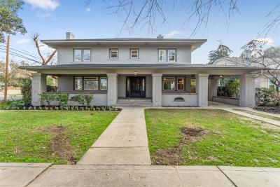 Fresno Single Family Home For Sale: 636 N Broadway Street
