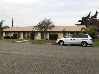 Madera Multi Family Home For Sale: 1121 Oak Street