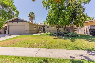 Fresno Single Family Home For Sale: 1613 E Warner Avenue