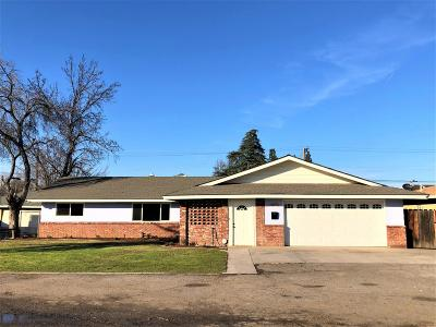Fresno Single Family Home For Sale: 4571 E Simpson Avenue