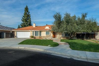 Madera Single Family Home For Sale: 2477 Dutra Ct