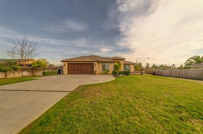 Madera Single Family Home For Sale: 17755 Bedford Drive