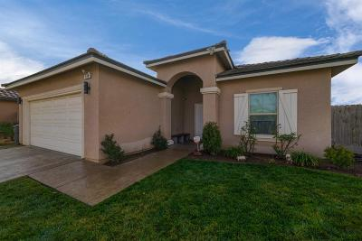 Madera Single Family Home For Sale: 734 Ficklin Drive