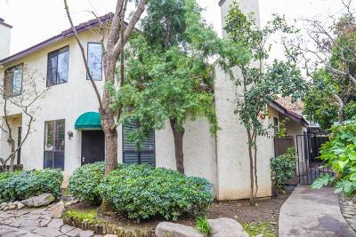 Fresno Condo/Townhouse For Sale: 2890 Huntington Boulevard #168