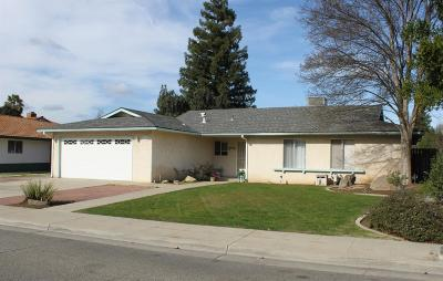 Clovis Single Family Home For Sale: 1559 Barstow Avenue