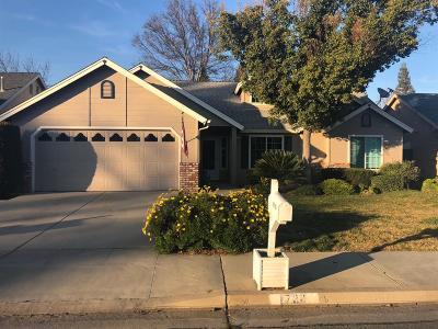 Fresno Single Family Home For Sale: 1736 E Revere Road