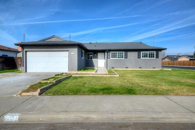 Clovis Single Family Home For Sale: 211 Norwich